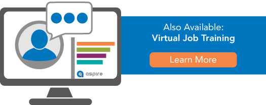 Also Available: Virtual Job Training