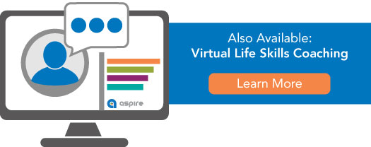 Also Available: Virtual Life Skills Coaching